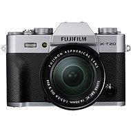 Fujifilm X T20 + XC16-50mm F3.5-5.6 OIS II - Digitális fényképezőgép