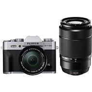 Fujifilm X T20 + XC16-50mm F3.5-5.6 OIS II + XC50-230mm F4.5-6.7 OIS II - Digitális fényképezőgép