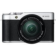 Fujifilm X-A10 + 16-50mm f/3.5-5.6 - Digitális fényképezőgép