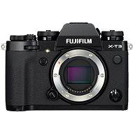 Fujifilm X-T3 test fekete - Digitális fényképezőgép