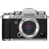 Fujifilm X-T3 test ezüst - Digitális fényképezőgép