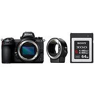 Nikon Z6 + FTZ adapter + 64 GB XQD kártya - Digitális fényképezőgép