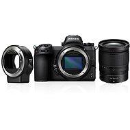 Nikon Z6 + 24-70mm+ FTZ adapter - Digitális fényképezőgép