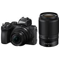 Nikon Z50 + 16-50mm + 50-250mm - Digitális fényképezőgép