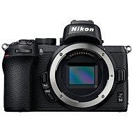 Nikon Z50 + FTZ adapter - Digitális fényképezőgép