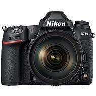 Nikon D780 + 24-120 mm VR - Digitális fényképezőgép