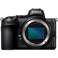 Nikon Z5 váz - Digitális fényképezőgép