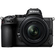 Nikon Z5 + 24-50mm + FTZ adapter - Digitális fényképezőgép