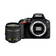 Nikon D3500 fekete + 18-55 mm VR - Digitális fényképezőgép
