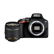 Nikon D3500 fekete + 18-55mm - Digitális fényképezőgép