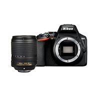 Nikon D3500 fekete + 18-140 mm VR - Digitális fényképezőgép