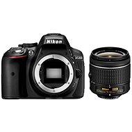 Nikon D5300 + 18-55mm objektív AF-P - Digitális tükörreflexes fényképezőgép