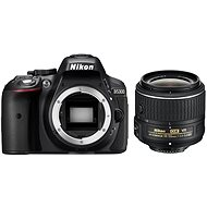 Nikon D5300 + 18-55mm objektív AF-S DX VR II - Digitális tükörreflexes fényképezőgép