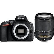 Nikon D5600 + 18-140mm F3,5-5,6 VR - Digitális fényképezőgép