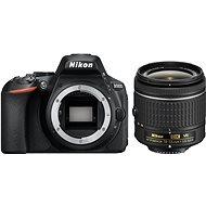Nikon D5600 + 18-55mm AF-P VR Kit - Digitális fényképezőgép