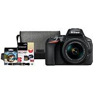 Nikon D5600 + 18-55mm AF-P VR + Nikon indulókészlet - Digitális fényképezőgép