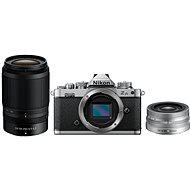 Nikon Z fc + 16-50 VR + 50-250 VR - Digitális fényképezőgép