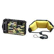 Nikon COOLPIX W300 álcázás + 2-in-1 különleges pánt - Digitális fényképezőgép