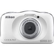Nikon COOLPIX W150 fehér backpack kit - Fényképezőgép gyerekeknek