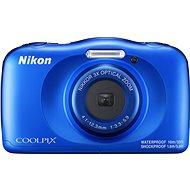 Nikon COOLPIX W150 kék backpack kit - Fényképezőgép gyerekeknek