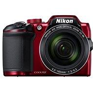 Nikon COOLPIX B500 piros digitális fényképezőgép - Digitális fényképezőgép