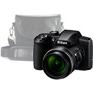 Nikon COOLPIX B600, fekete + tok - Digitális fényképezőgép
