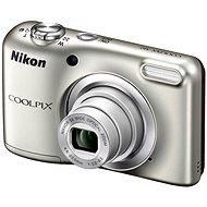 Nikon COOLPIX A10 ezüst - Digitális fényképezőgép
