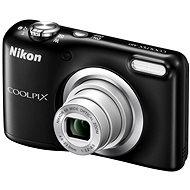 Nikon COOLPIX A10 Fekete - Digitális fényképezőgép