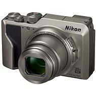 Nikon COOLPIX A1000, ezüst - Digitális fényképezőgép