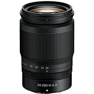 NIKKOR Z 24-200 mm f/4-6,3 VR - Objektív