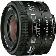 NIKKOR 35mm F2 AF D A - Objektív