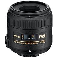 Nikkor 40 mm F2.8 ED AF-S DX Micro - Objektív