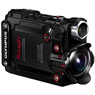 Olympus TOUGH TG-Tracker fekete - Videókamera
