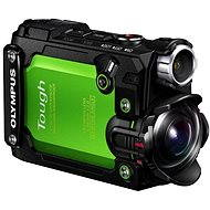 Olympus TOUGH TG-Tracker zöld - Videókamera