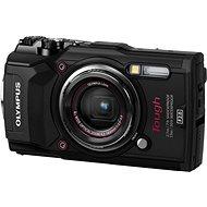 Olympus TOUGH TG-5 fekete + Power Kit - Digitális fényképezőgép