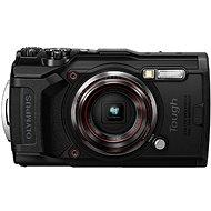 Olympus TOUGH TG-6, fekete - Digitális fényképezőgép