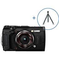 Olympus TOUGH TG-6 + POWER KIT fekete - Digitális fényképezőgép