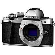 Olympus E-M10 Mark II ezüst kivitel - Digitális fényképezőgép