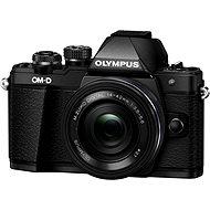 Olympus E-M10 Mark II black/black + ED 14-42mm EZ - Digitális fényképezőgép