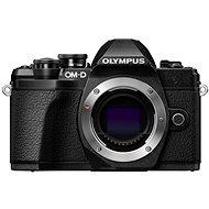 Olympus E-M10 Mark III fekete + 14-42 II R fekete + 40-150mm R fekete - Digitális fényképezőgép