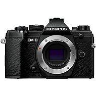 Olympus OM-D E-M5 Mark III váz, fekete - Digitális fényképezőgép
