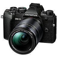Olympus OM-D E-M5 Mark III + 14-150 mm II fekete színű - Digitális fényképezőgép