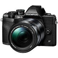 Olympus OM-D E-M10 Mark IV + 14-150 mm II fekete - Digitális fényképezőgép