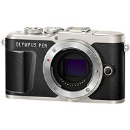 Olympus PEN E-PL9 fekete burkolat - Digitális fényképezőgép