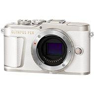 Olympus PEN E-PL9 fehér burkolat - Digitális fényképezőgép