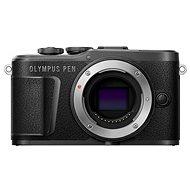Olympus PEN E-PL10, fekete színű - Digitális fényképezőgép