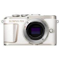 Olympus PEN E-PL10, fehér színű - Digitális fényképezőgép