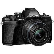 Olympus OM-D E-M10 Mark III S + 14-42mm II R fekete - Digitális fényképezőgép
