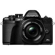 Olympus OM-D E-M10 Mark III S + 14-42mm EZ fekete - Digitális fényképezőgép