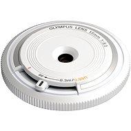 M.ZUIKO DIGITAL BCL 15 mm white - Objektív